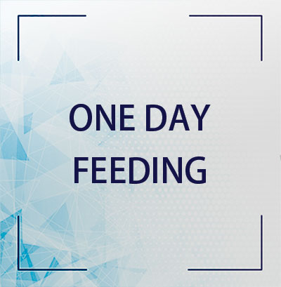 MMI Software only One Day Feeding